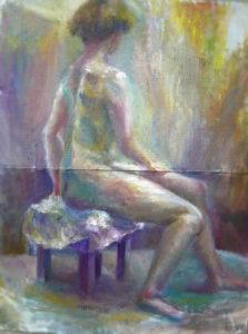 油絵/2009
